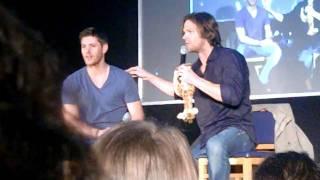 75- Misha crashes Jensen and Jared