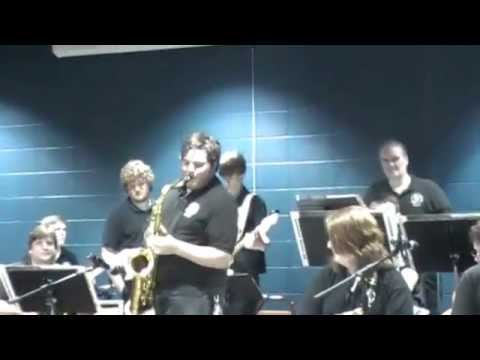125th St Blues performed by Northeast Alabama Community College Jazz Band