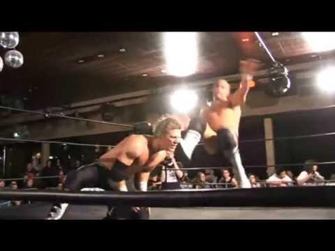 Wrestling - presented by Mondo Entertainment Pty Ltd