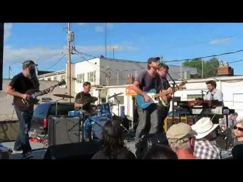 BluHeels Emmets Outdoor Stage 8-6-16 Mile of Music Appleton Wisconsin