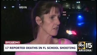 LIVE: 20 INJURED! Reports of a school shooting in Miami, Florida -- Fire Rescue: At least 20 injured