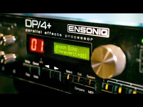 Ensoniq DP/4+   Amazing Cult Classic Effects