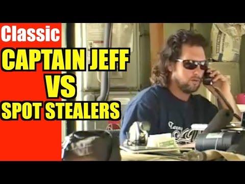 Captain Jeff vs. The Spot Stealers