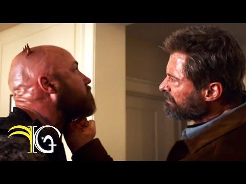 Logan Official Teaser #1 (2017) Hugh Jackman ,marvel, Wolverine, X-Men Movie HD  UK