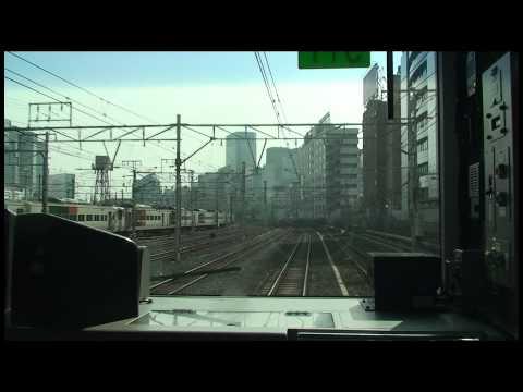 Around the Yamanote Line (clip)