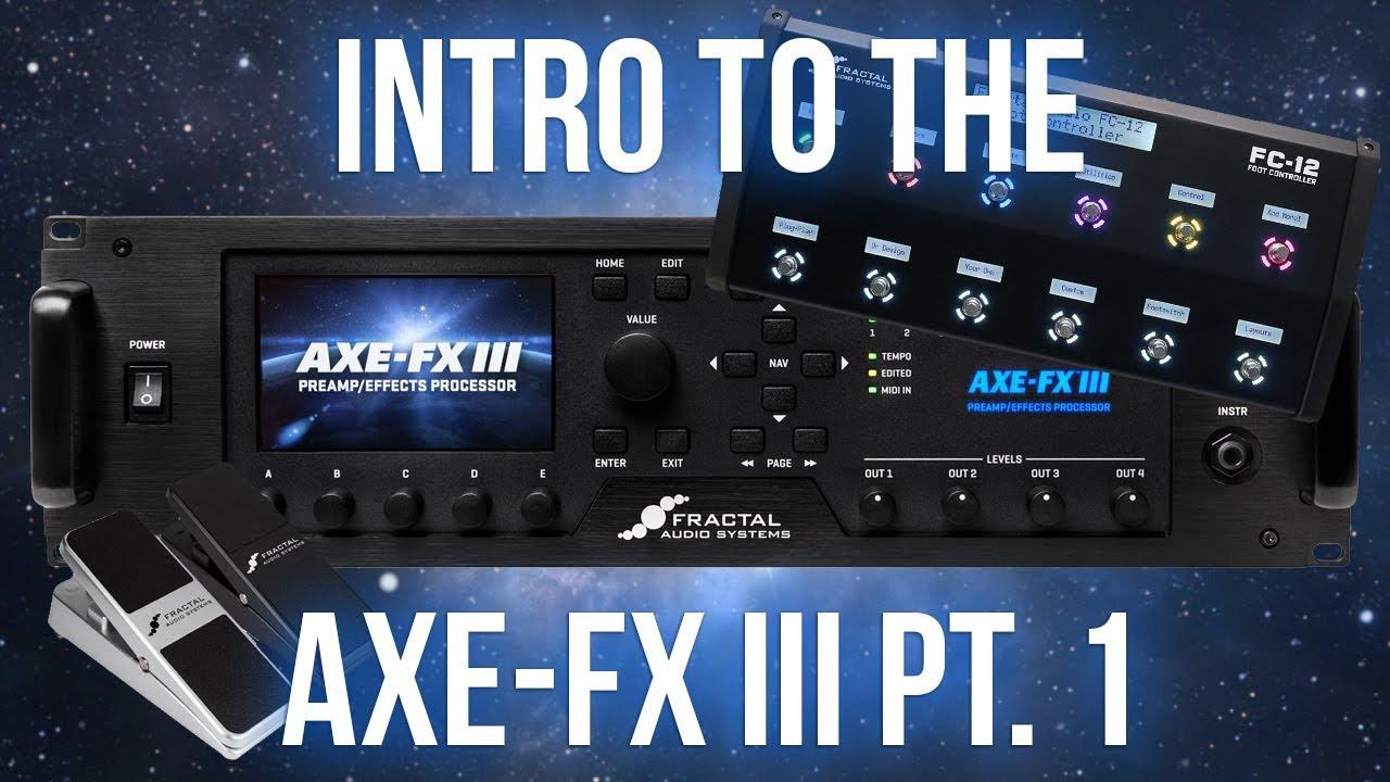 G66 eu - Axe-Fx III Videos |
