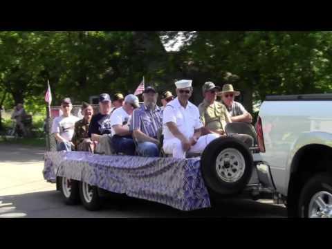 Jamestown Memorial Day Parade 2016