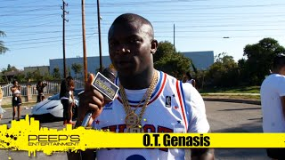 "O.T. Genasis ""Cut It"" Feat. Young Dolph  [BTS]"