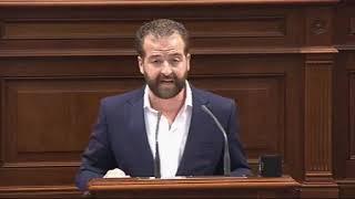 Juan Márquez (Podemos) sobre Cuidados Paliativos en el Hospital Universitario de Canarias