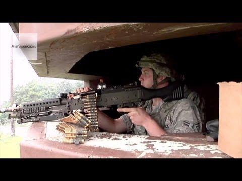 Osan Air Base - USAF Security Forces Defense