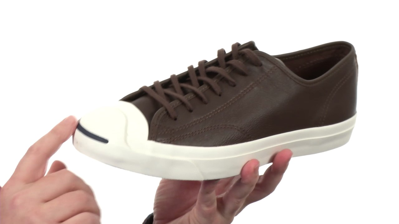4de96017896 Converse Jack Purcell® LTT Ox - Leather Pack SKU 8770025 - YouTube