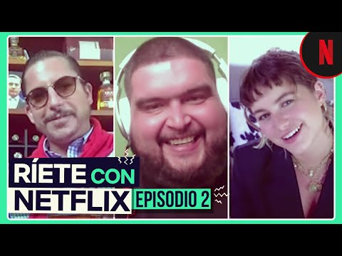 La Mole, Sofía Reyes Y Juanpis González Se Unen Para Hacerte Reír | Ríete Con Netflix Ep. 2
