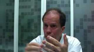Hugo de Garis interview - part 11 - 2010-10-09 015