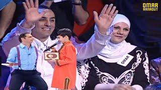 عمر ارناؤوط - يفاجئ المذيع بالقرأن الكريم