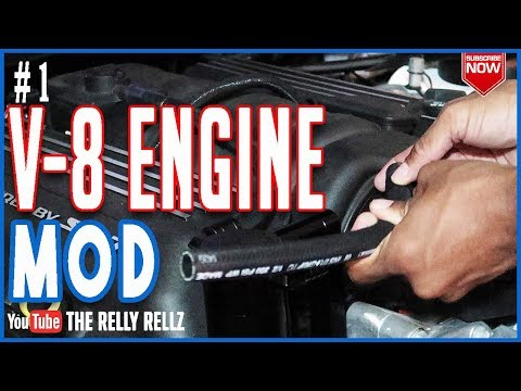 HOW TO INSTALL OIL CATCH CAN: Dodge Charger 392 | Billet Technologies