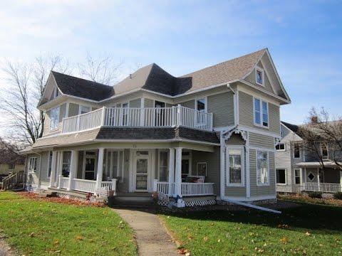Victorian Home, Albia IA