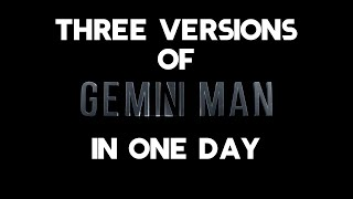 I Saw Three Versions of Gemini Man In One Day: A 60 FPS Vlog