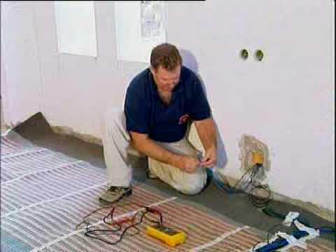 Sistema de calefaccion por piso radiante en cusco youtube - Calefaccion para un piso ...