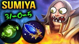 Sumiya Invoker Nonstop Combo Skills Dota 2 7.11