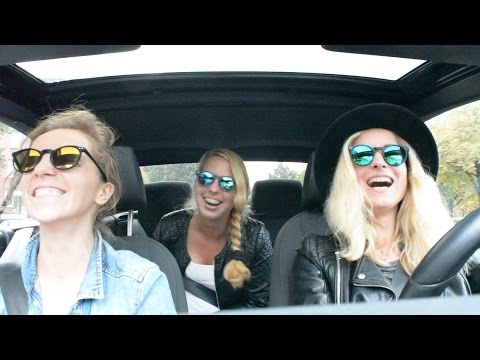 Fanwalk Carpool Karaoke to the MTV EMA