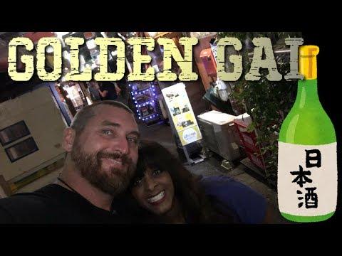 Exploring Tokyo's tiny bars in Shinjuku Golden Gai 2017