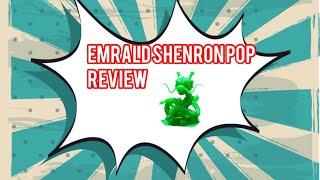 Emrald funko pop review!! Funko pop series #1