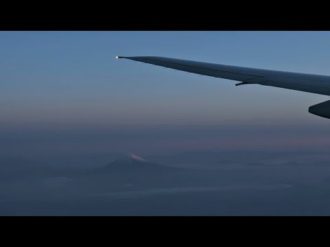 Japan Airlines Flight Experience: JL34 Bangkok to Tokyo