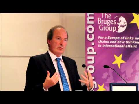Charles Moore on the EU