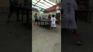 anak jago ping pong