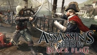 Assassin's Creed IV Black Flag 'Demo Walkthrough w/ Commentary' [1080p] TRUE-HD QUALITY E3M13