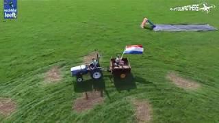 Helden van de coronacrisis deel 2 - Drone-opname in Dalfsen, Hoonhorst en Oudleusen