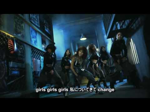 MV Change  HyunA 4minute  feat Joon Hyung BEAST Japanese subbed