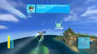 My Sims - Sky Heroes - Nintendo Wii (Dolphin Emulator)