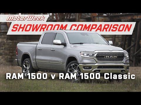2020-ram-1500-v-2020-ram-1500-classic-|-motorweek-showroom-comparison
