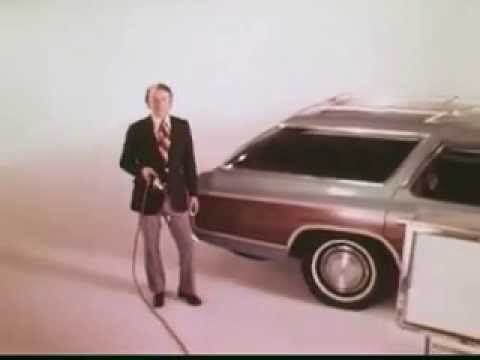 1970s Tire Industry Safety spot #1 with Robert Vaughn