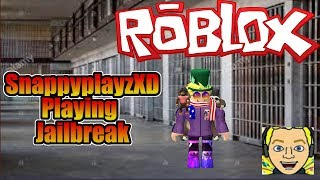 ROBLOX JailBreak | Robbing Museum, Bank, Train + More! | 🔴 LIVE