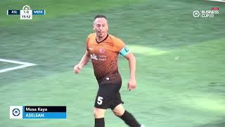 Maçın Golü - Aselsan - Musa Kaya