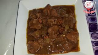 Bengali / Indian style Authentic Mutton Rezala Recipe ( মজাদাব় খাসির মাংসের রেজালা )