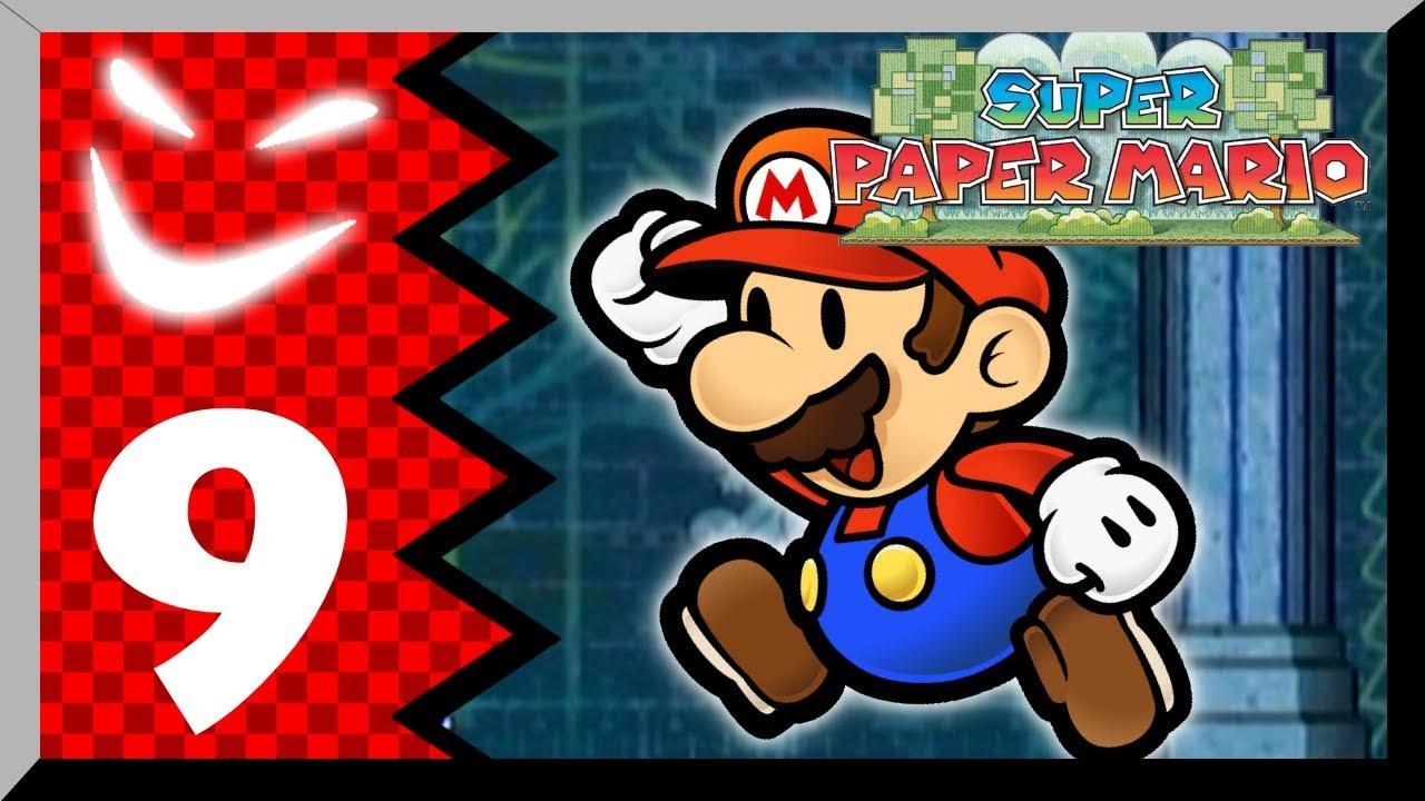 super paper mario pure hearts