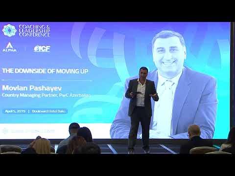 Movlan Pashayev - Country Managing Partner, PwC Azerbaijan