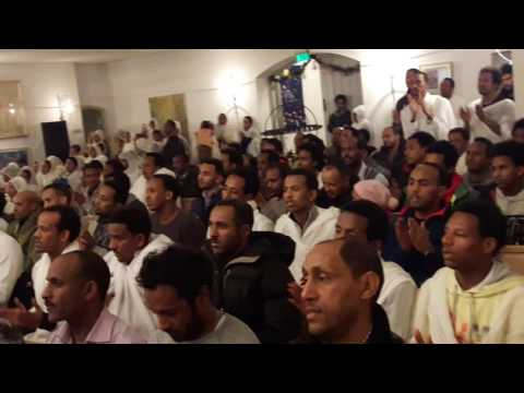 Eritrean  orthodox tewahedo mezmur ab conference Oslo