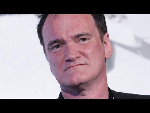 Quentin Tarantino Suing Over Script Leak