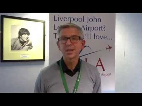 Behind the Scenes - Liverpool John Lennon Airport 8th October 2014