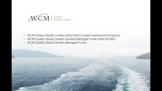 WCM Investor Briefing with Ryan Quinn