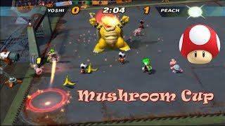 Super Mario Strikers Mushroom Cup LEGEND (480p) Golden Award