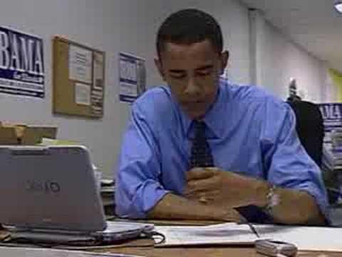 Obama Senate Race