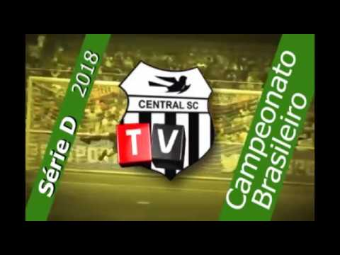 Serie D 2018 Central 0x1 Sergipe