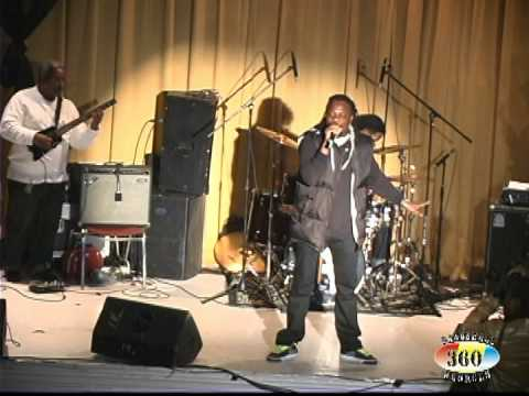 Culture in The City @ Macedonia Community Center Mt Vernon NY feat. John Holt 10-31-10