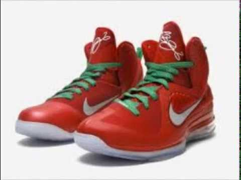 Lebron 9 Colorways All