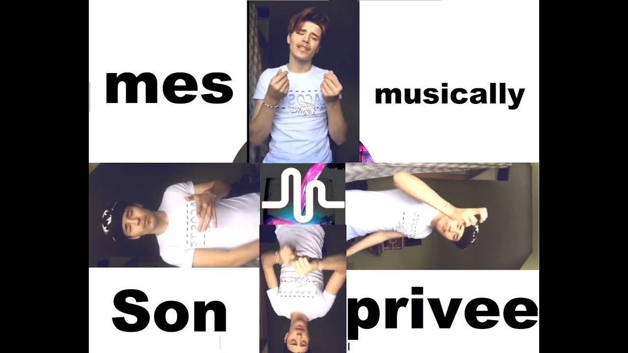 MES MUSICAL.LY PRIVÉS | Jason Vevo